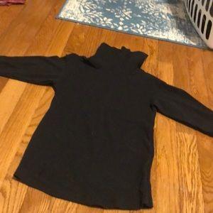 Free people black shirt